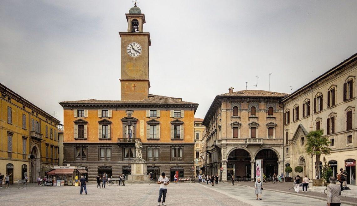Reggio Emilia cosa vedere e cosa fare - piazza Prampolini credits Franco Celant via Flickr