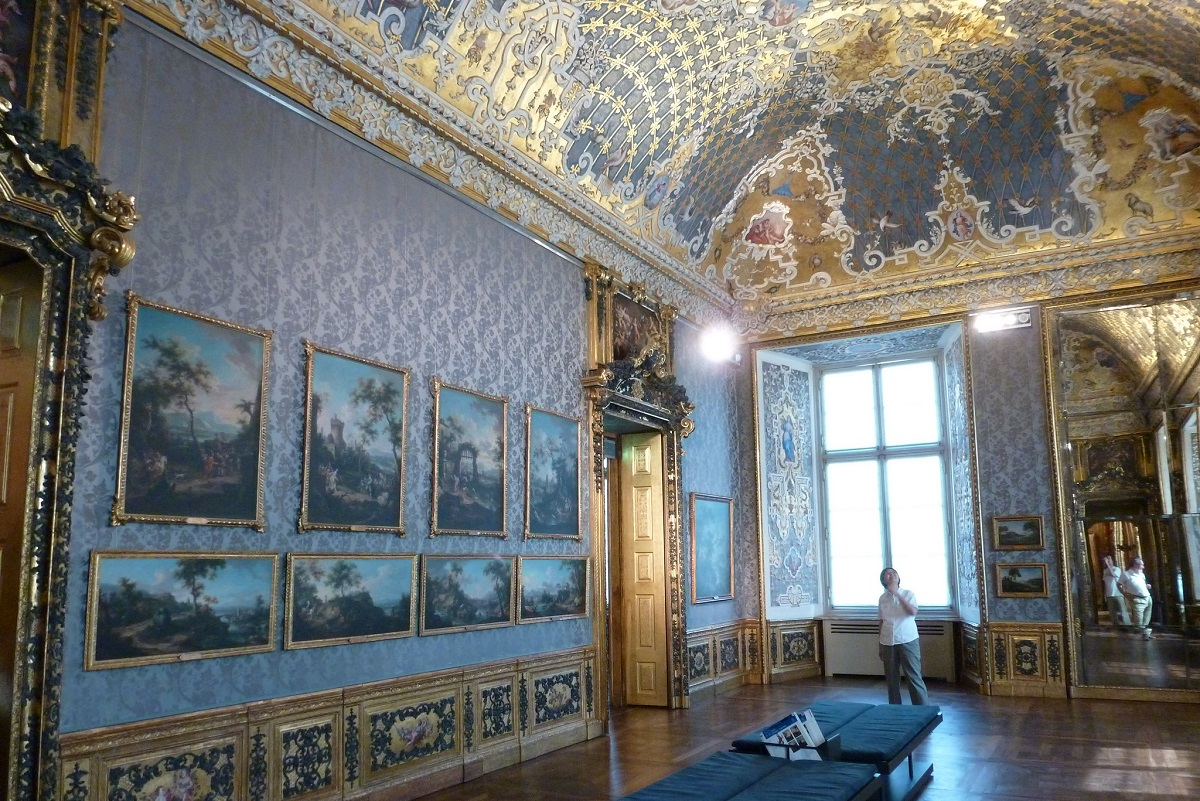 Residenze Sabaude UNESCO - Palazzo Madama Torino credits copetan via Flickr