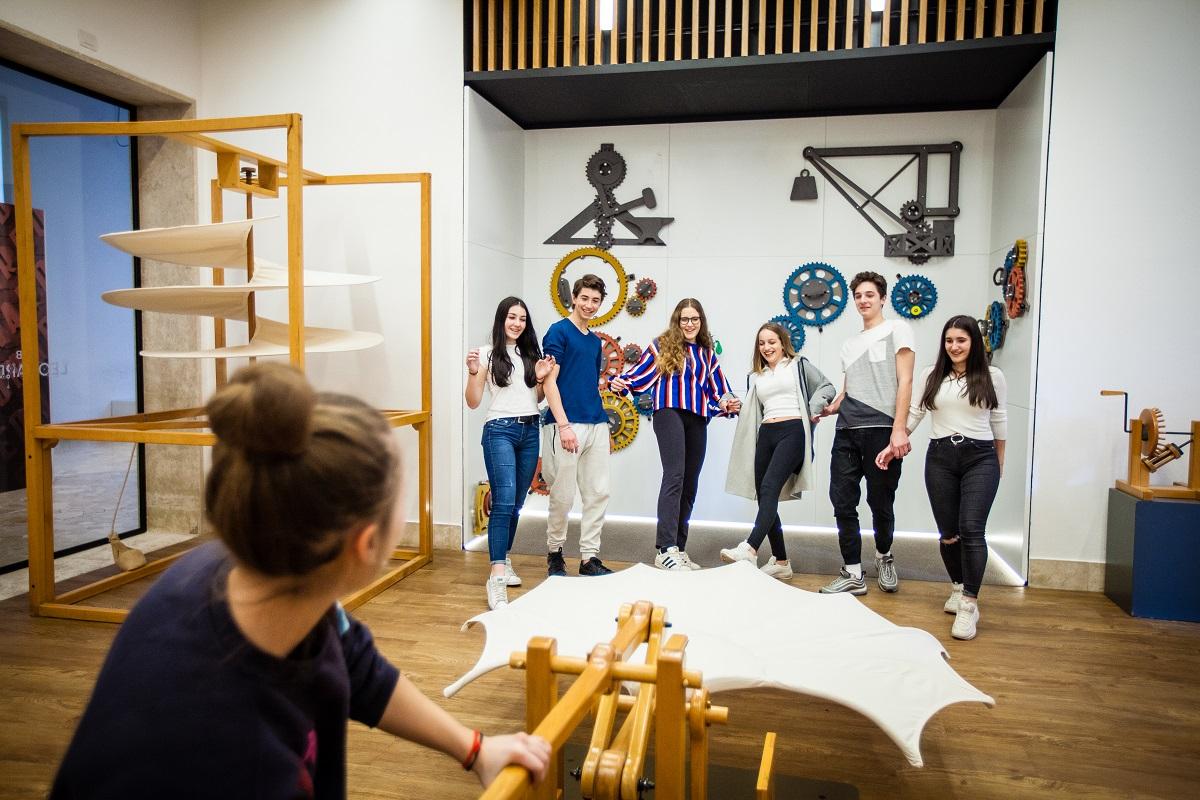 Al Museo della Scienza e della Tecnica di Milano coi bambini LabLeonardo