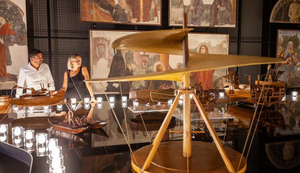 Al Museo della Scienza e della Tecnica di Milano coi bambini