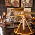 Al Museo della Scienza e della Tecnica di Milano coi bambini LeonardoParade