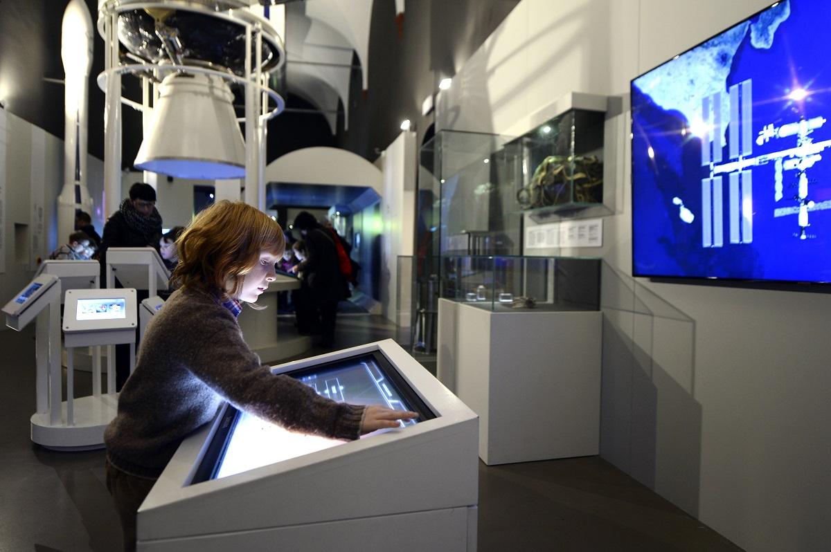 Al Museo della Scienza e della Tecnica di Milano coi bambini ph Enrico De Santis