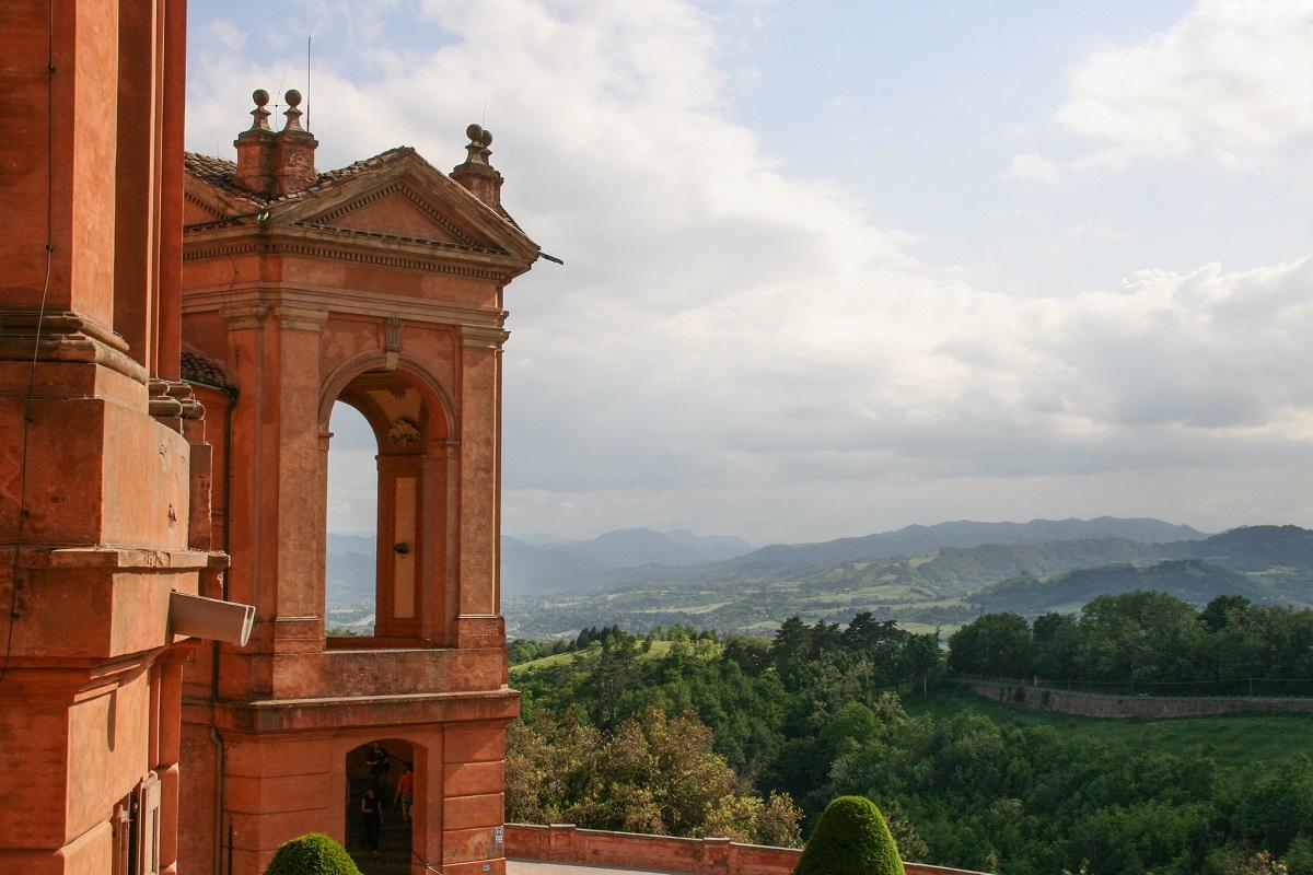Bologna coi bambini - San Luca credits Federica Poluzzi via Flickr