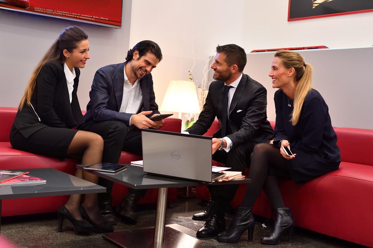Come sfruttare al meglio l'attesa in stazione nei tuoi viaggi business - Italo Lounge Club 2