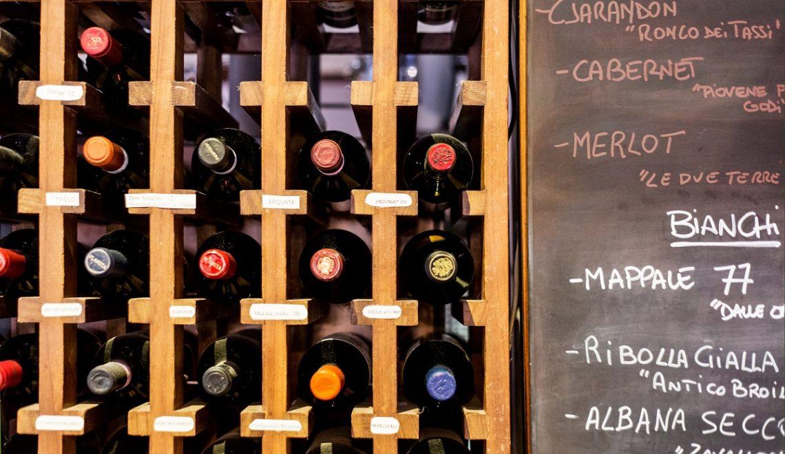 Dove bere un'ombra di vino a Venezia? Le migliori enoteche