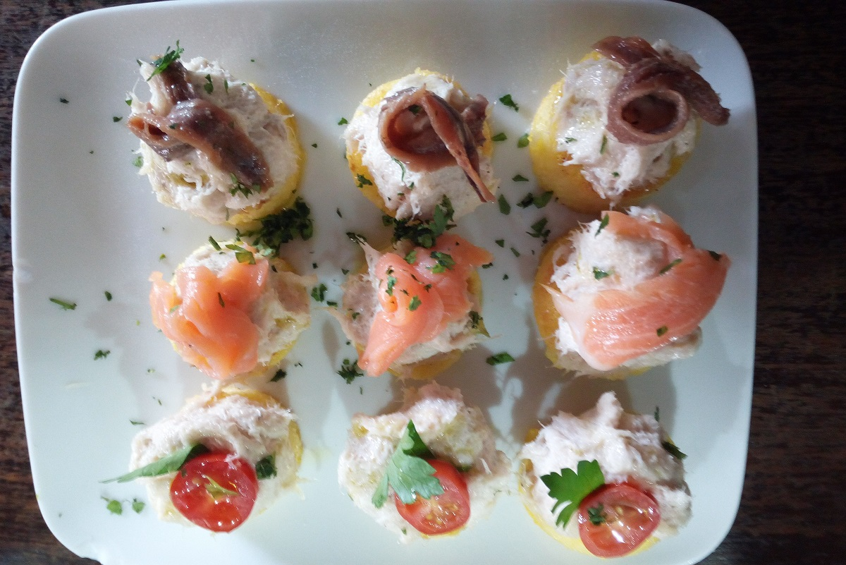 Dove mangiare a Mestre i ristoranti di pesce - Osteria Lupo Nero 2