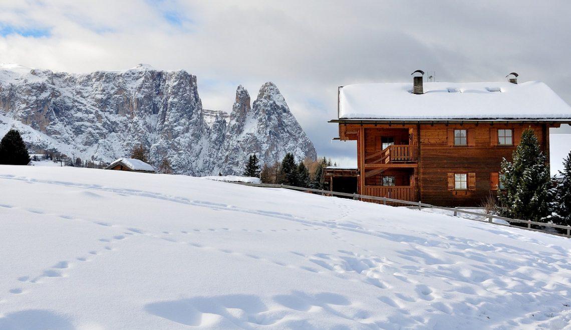 Idee su dove trascorrere il capodanno? Salutiamo il 2018 in montagna!