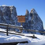 Trekking invernale a Bolzano tra funivie e ciaspolate credits Alpe di SiusiSeiser Alm via Flickr