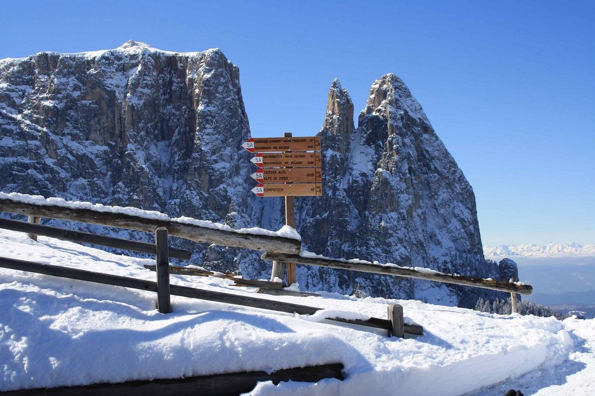 Idee dove trascorrere capodanno credits Alpe di SiusiSeiser Alm via Flickr