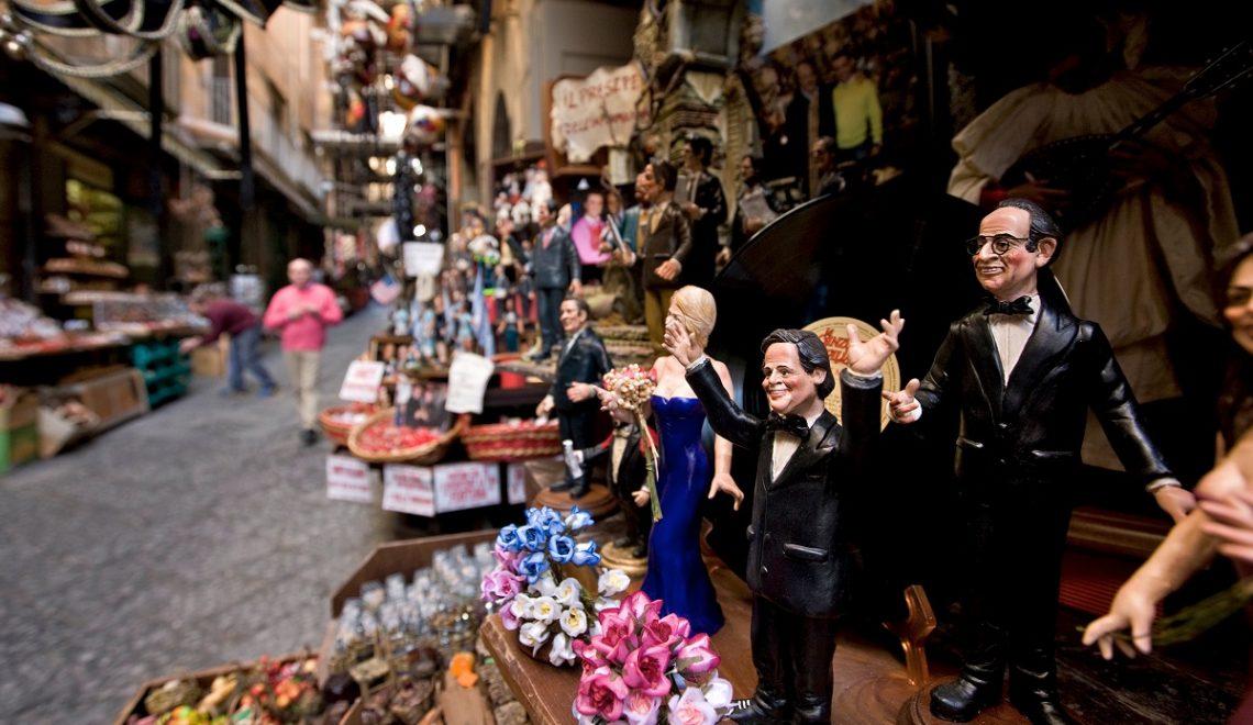 I presepi di San Gregorio Armeno: una chicca da non perdere a Napoli