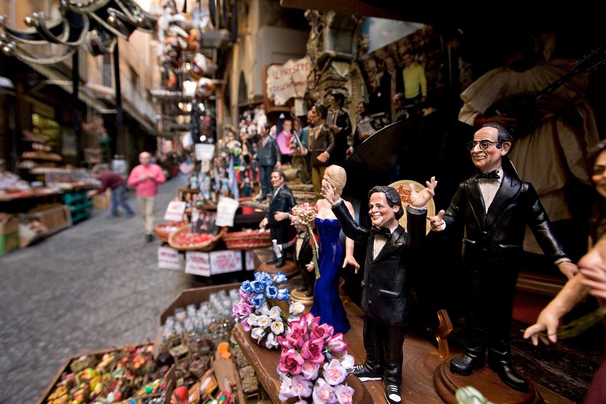 Presepi napoletani San Gregorio Armeno - credits ItalyStyle via Flickr