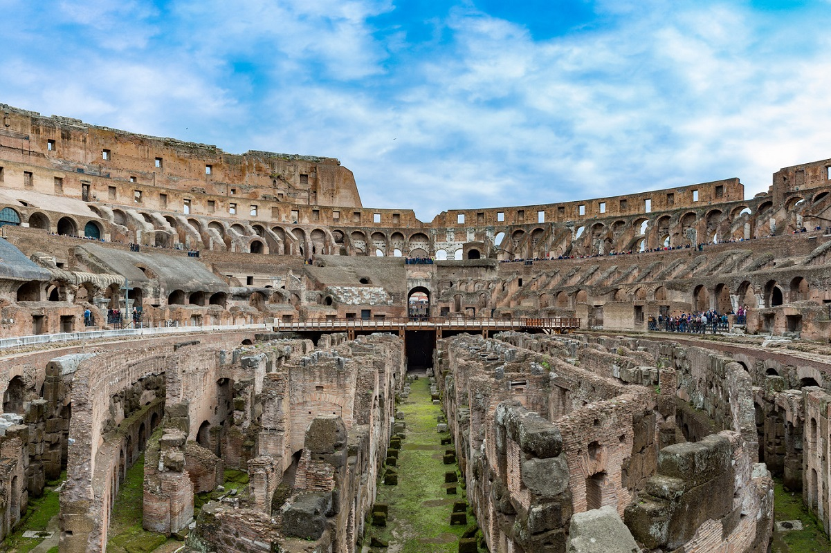 Siti archeologici italiani - Roma credits For.me.it's.you via Flickr