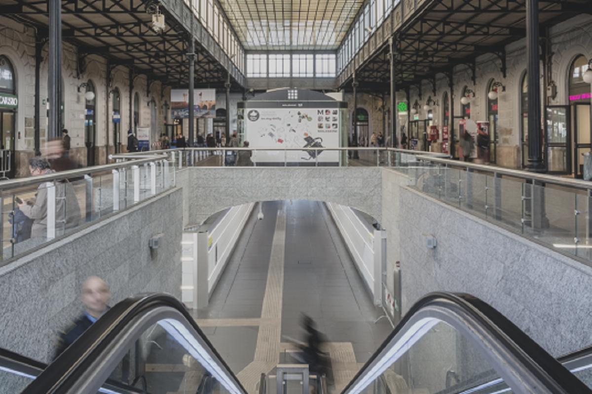 Stazione alta velocità Bologna - credits grandistazioni.eu