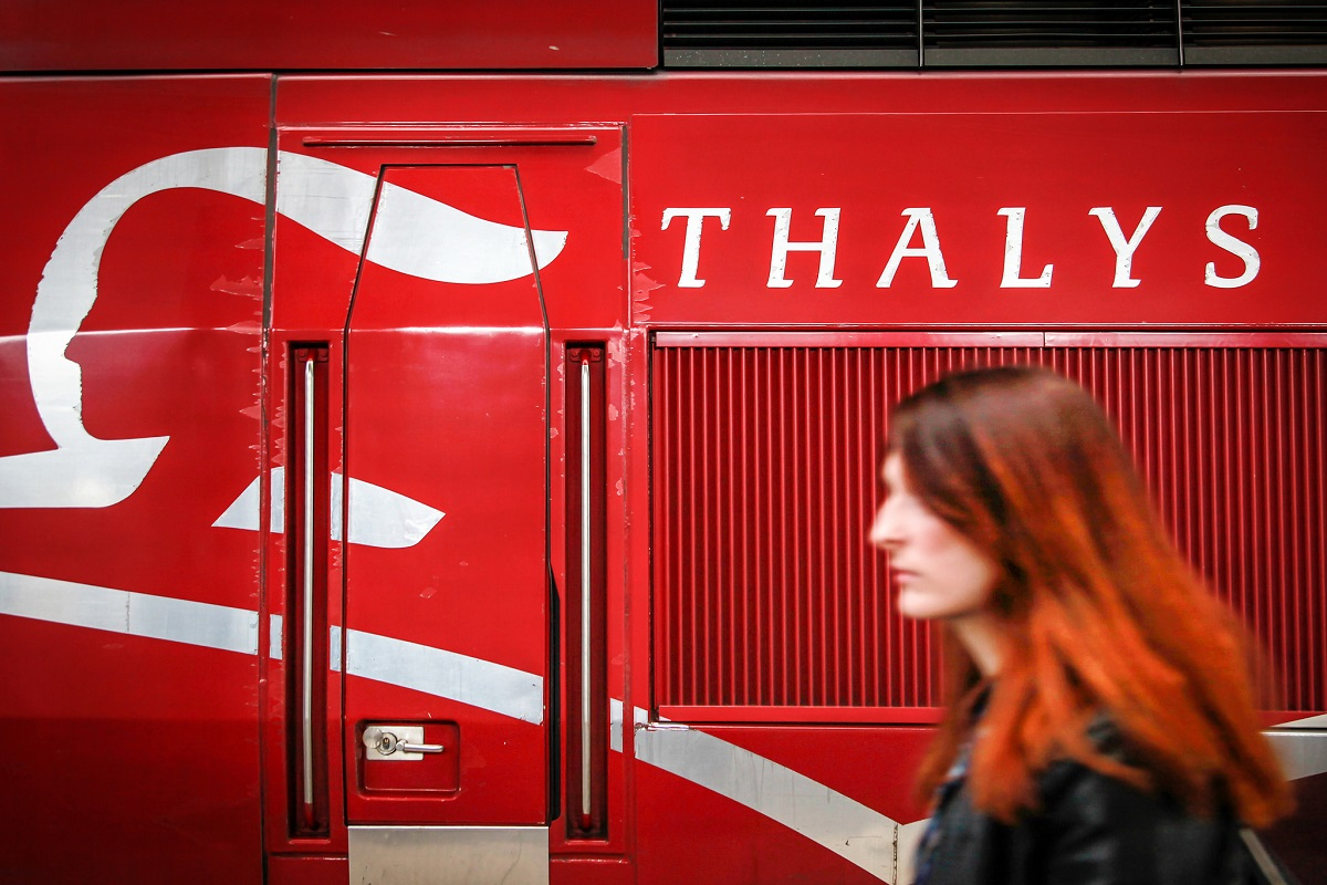 Thalys Bruxelles Amsterdam credits Michael Erhardsson via Flickr