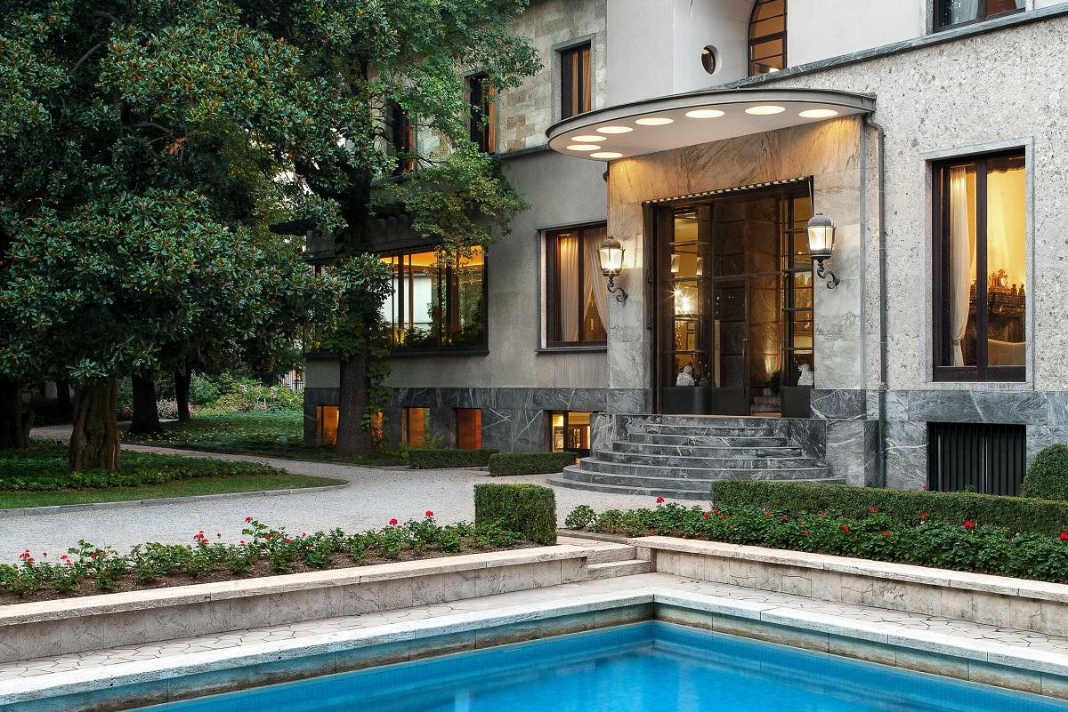 Milano quadrilatero del silenzio - Villa Necchi Campiglio