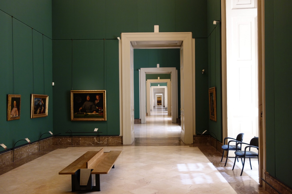 Napoli Museo Capodimonte credits John Karworski via Flickr