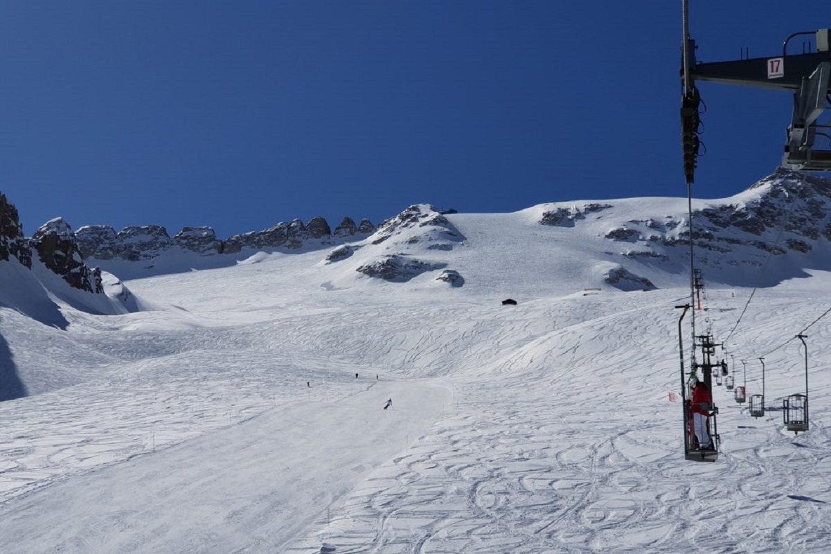 Sciare a Canazei credits kai_schmerer via Flickr