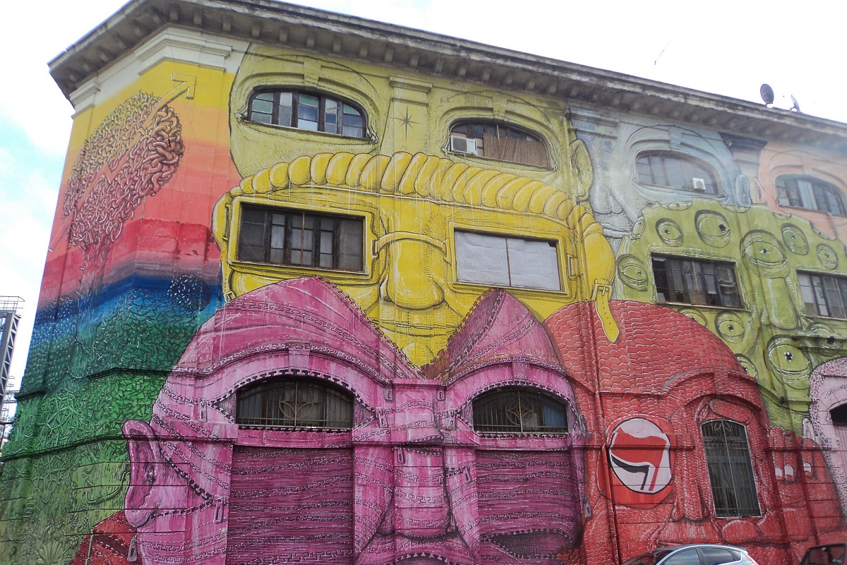 Street Art Roma Ostiense credits Nicholas Frisardi via Flickr