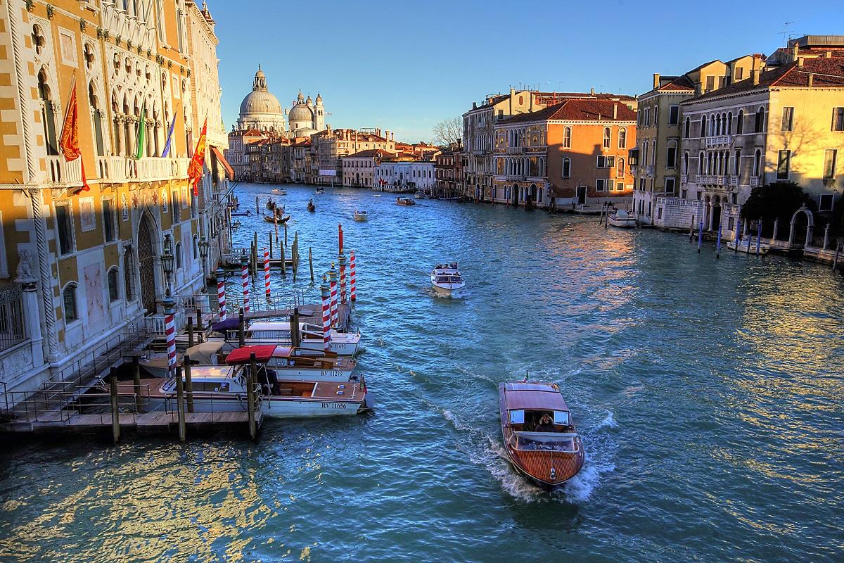 Venezia con bambini - Franco Celant via Flickr