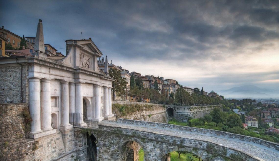 3 luoghi speciali da visitare a Bergamo, dal basso verso l'alto