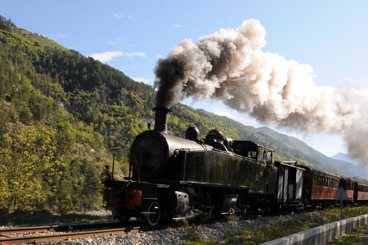 Gita in treno a vapore: la linea Nizza-Digne col treno