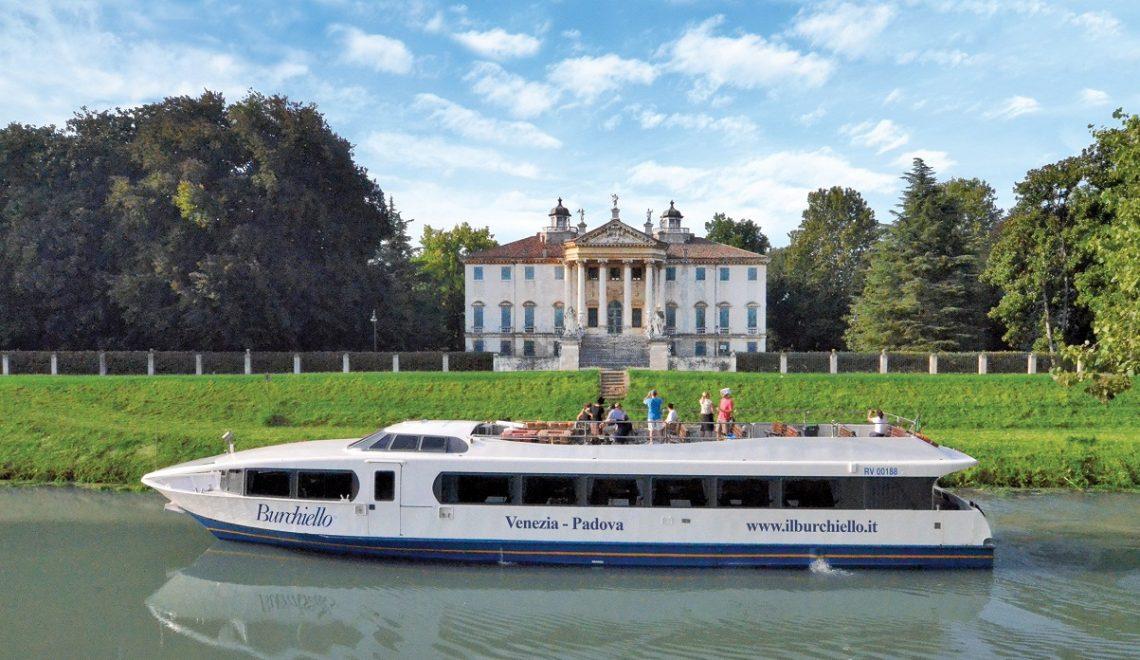 Crociera fluviale tra le ville del Brenta: un'esperienza unica