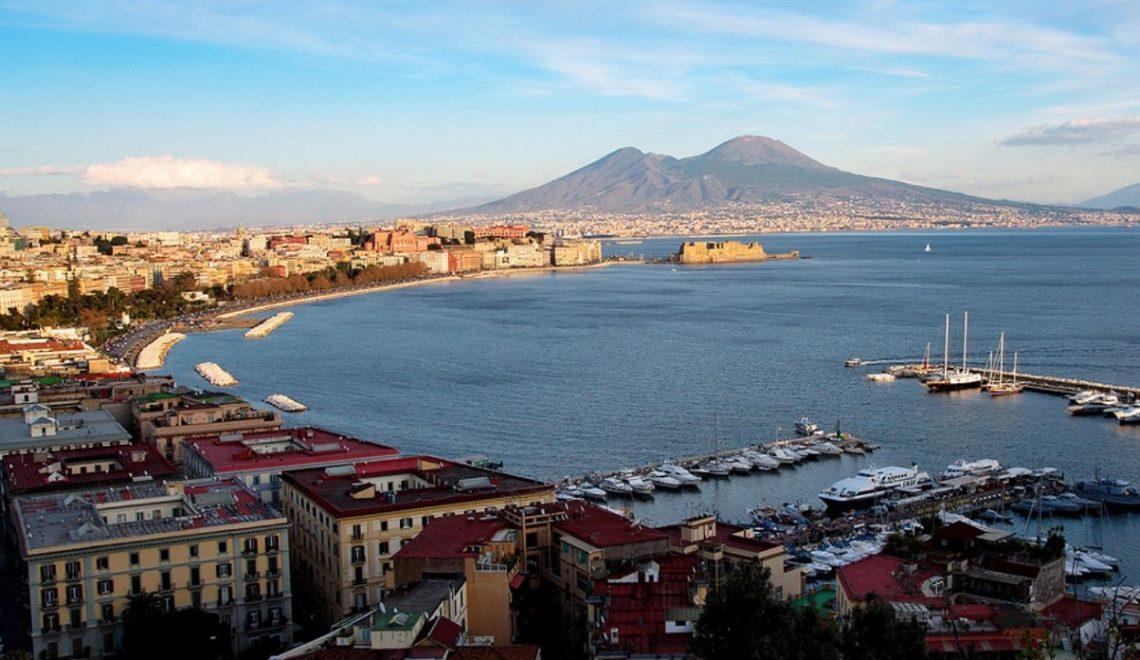 Napoli dall'alto: i luoghi più belli con vista panoramica