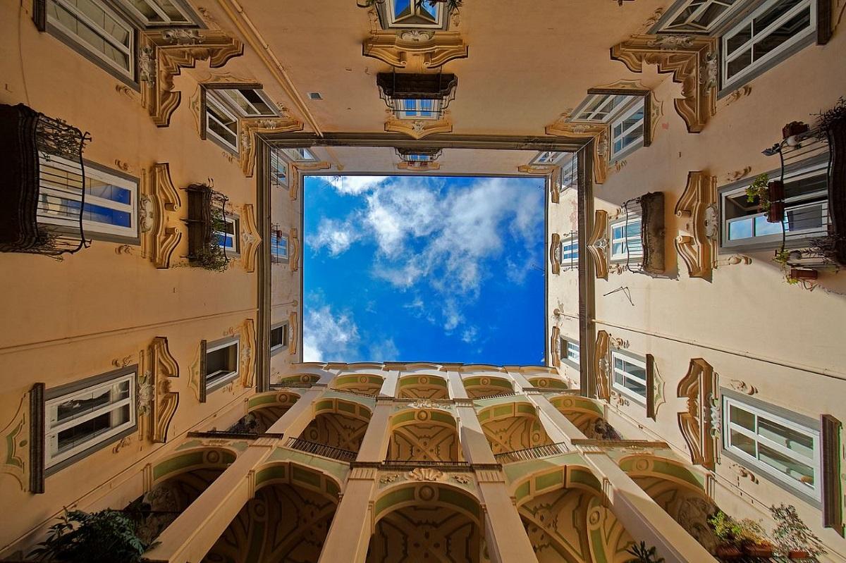 Napoli segreta luoghi da visitare - Palazzo dello Spagnolo credits Andrea Pucci via Flickr