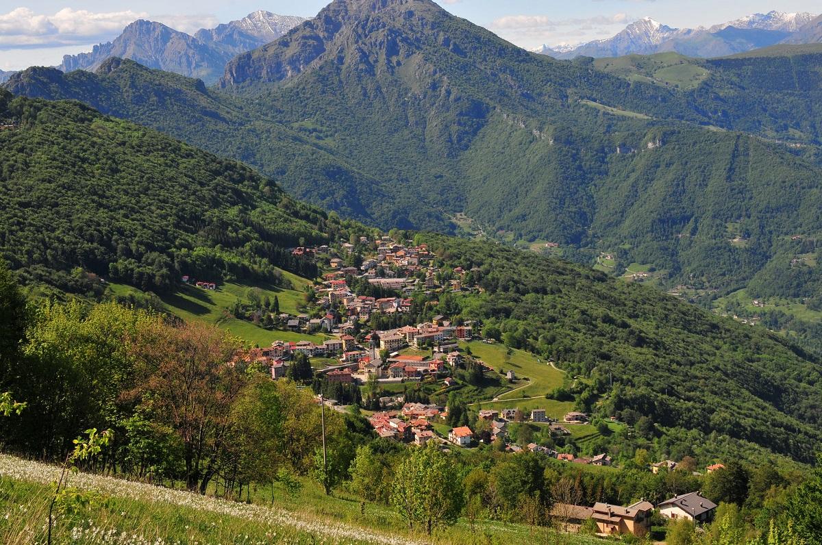 Piste ciclabili Bergamo - Valle Imagna credits Vito Daniele Torelli via Flickr