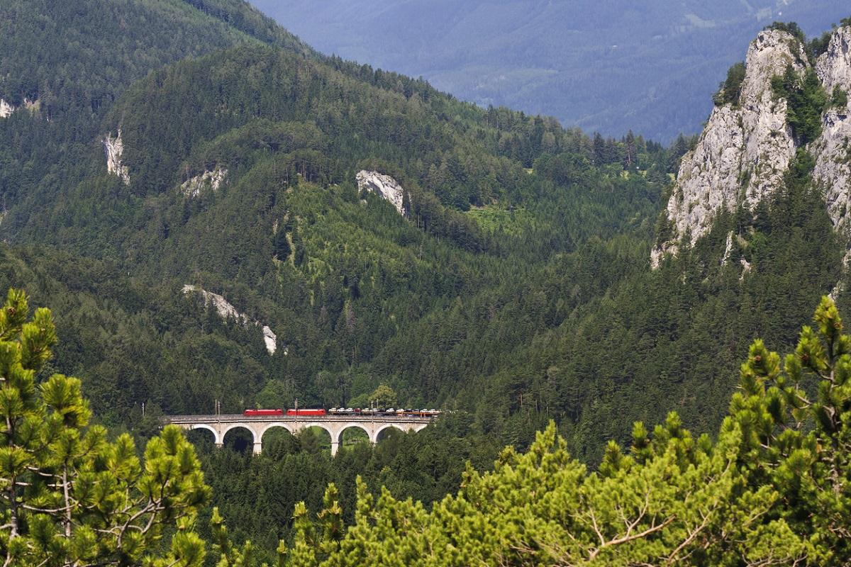 Semmering, il treno panoramico austriaco