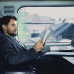 Come combattere lo stress da lavoro in treno 1