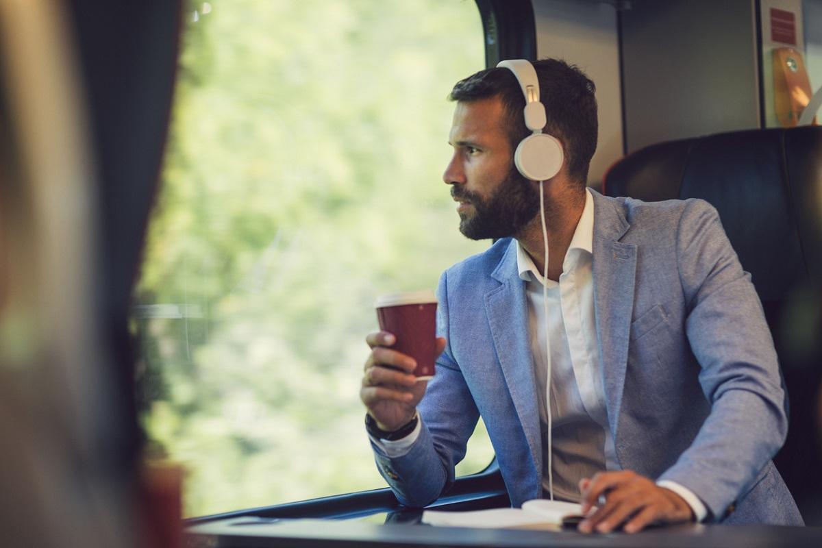 Come combattere lo stress da lavoro in treno 2