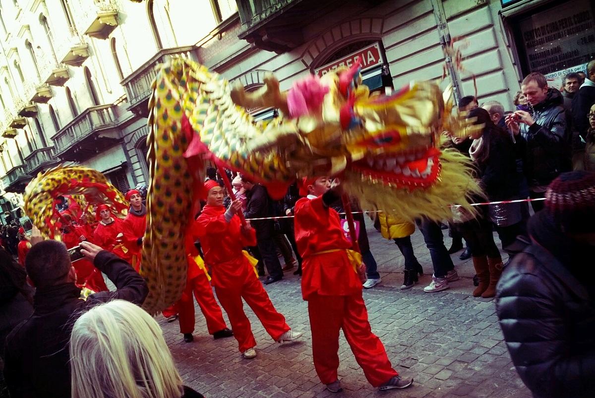 Quartiere cinese Milano credits cinzia via Flickr