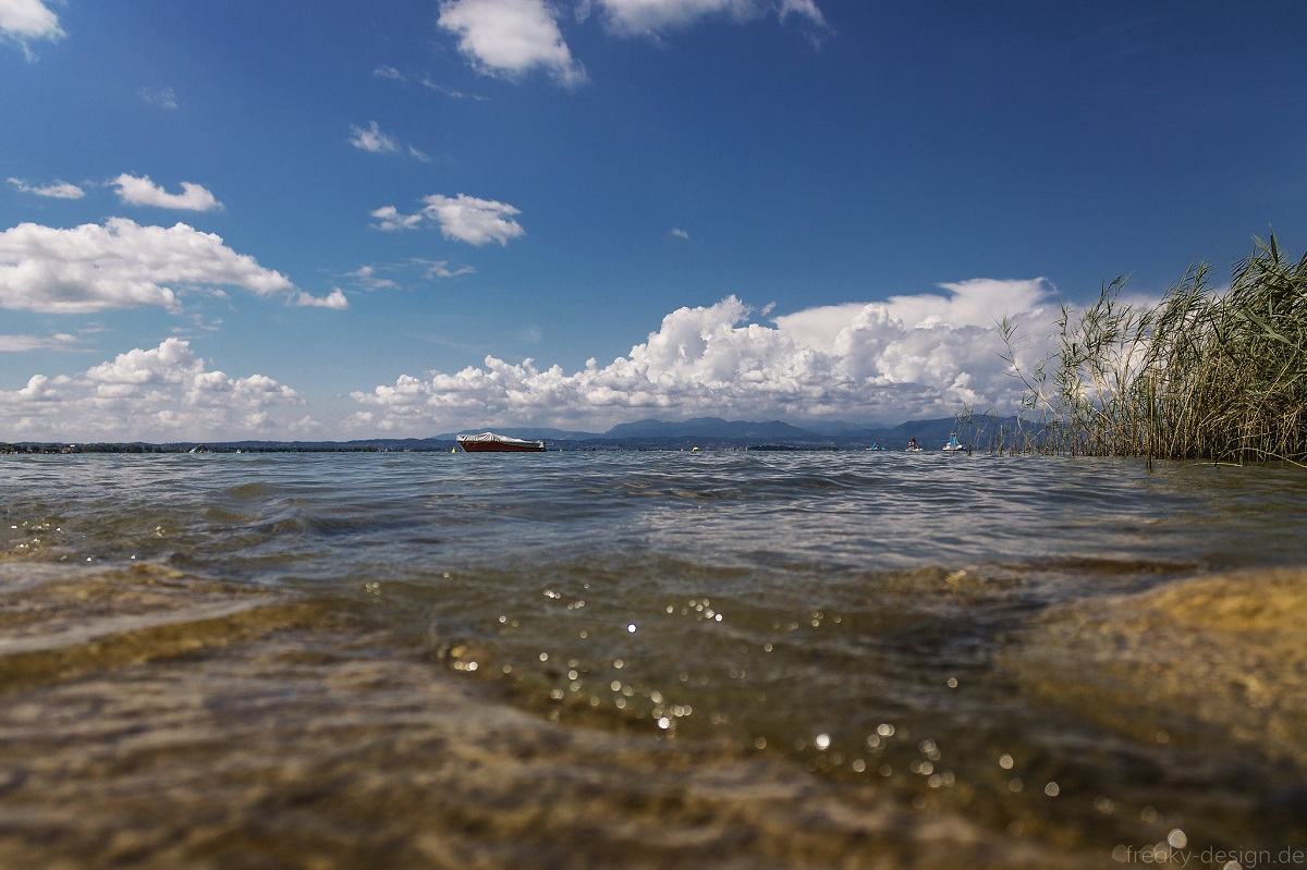 Spiagge Peschiera credits David Schiersner via Flickr
