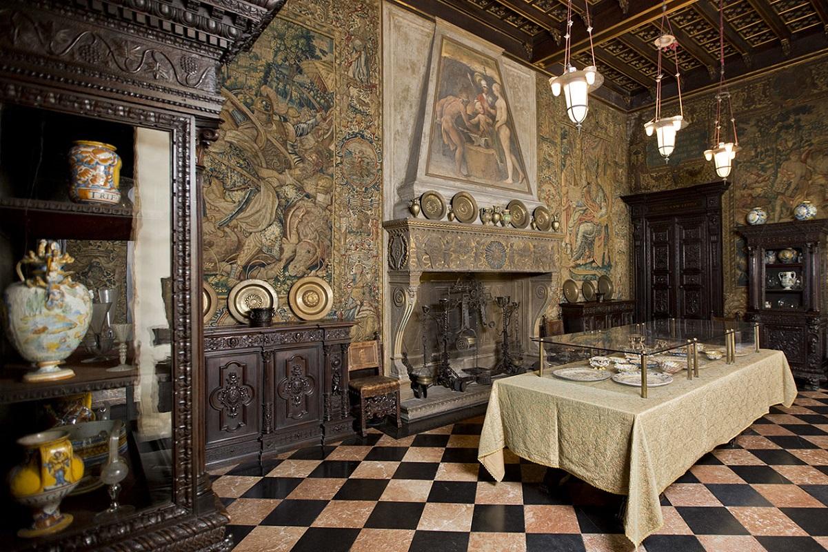 Case museo Milano - Museo Bagatti Valsecchi 1