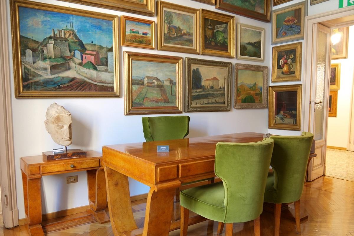 Case museo Milano - Museo Boschi Di Stefano credits Case Museo di Milano