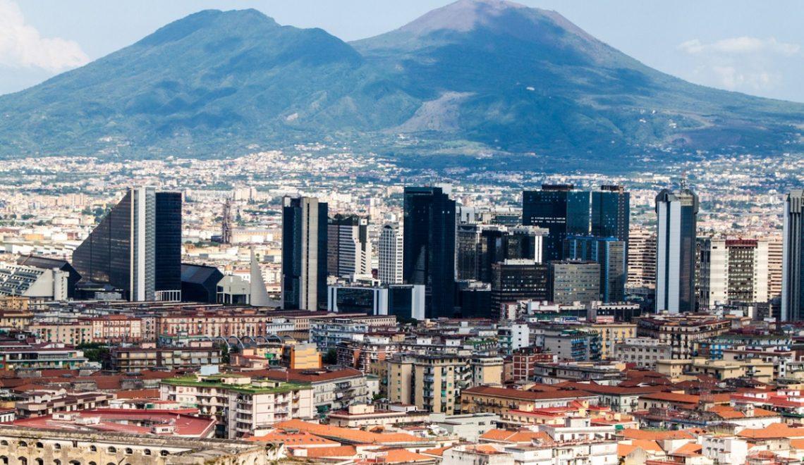 Coworking Napoli: condividere l'ufficio all'ombra del Vesuvio