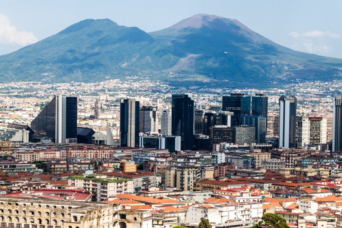 Coworking a Napoli