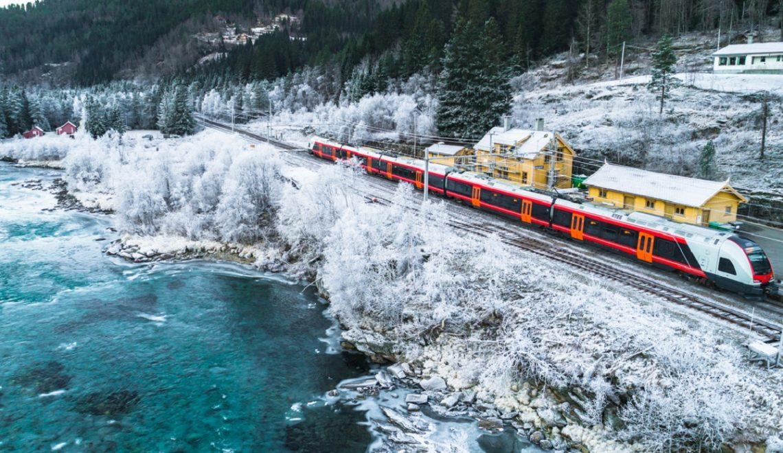 Oslo Bergen, il treno panoramico delle ferrovie norvegesi