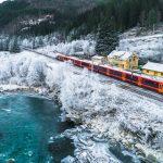 Oslo Bergen treno panorammico