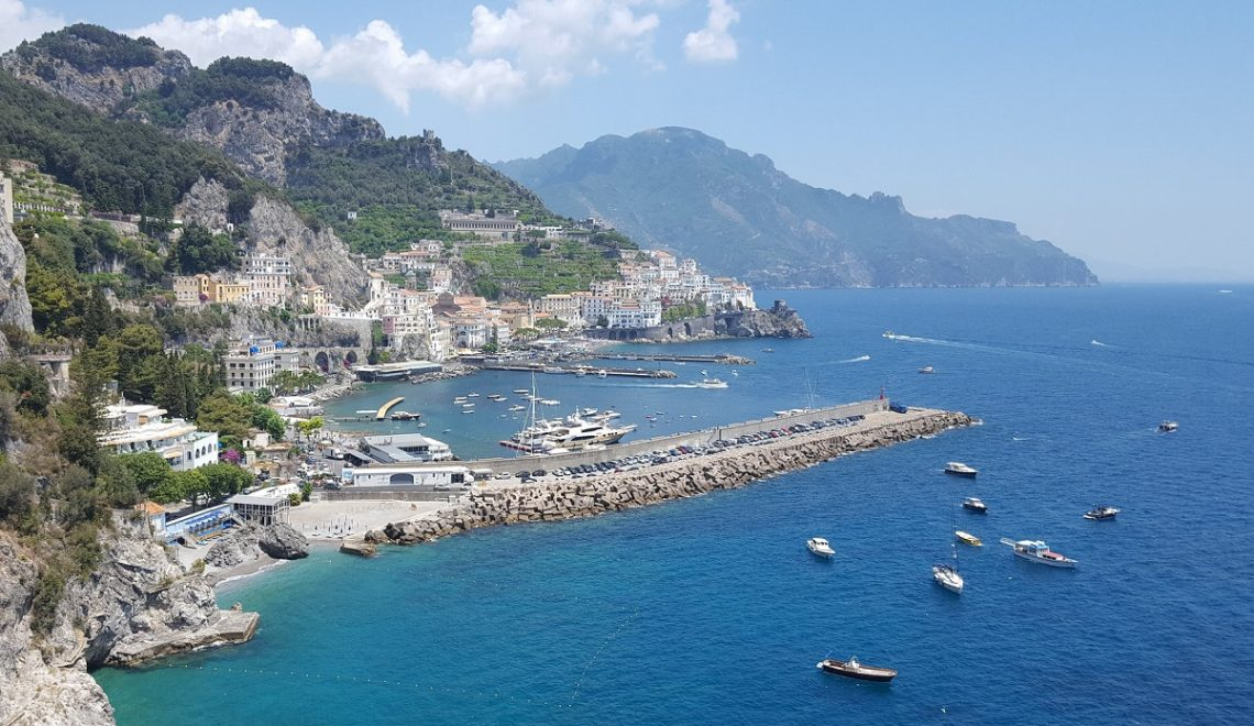 Weekend Amalfi spiagge credits Pitica Cristian via flickr