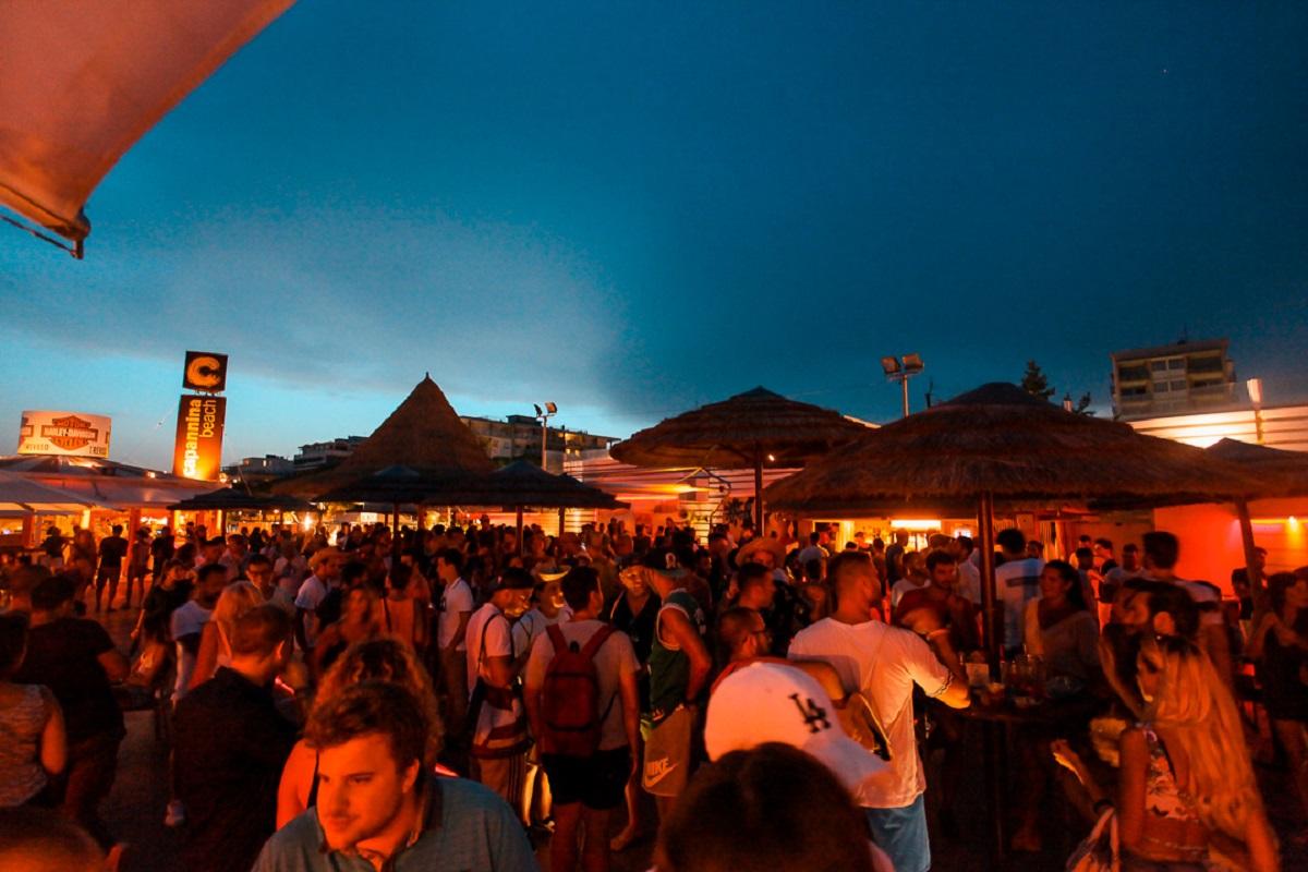 Vacanze a Jesolo credits Enrico Fusco, Capannina Beach