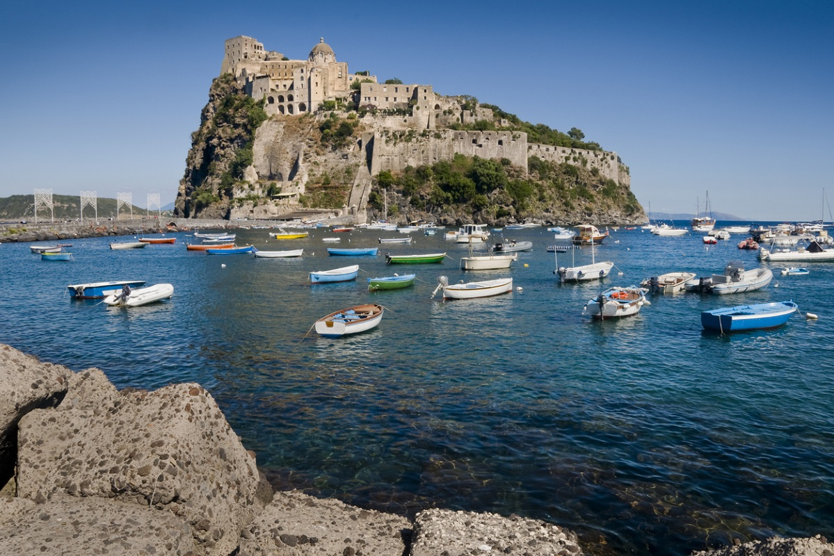Cosa vedere a Ischia in un giorno - Castello Aragonese