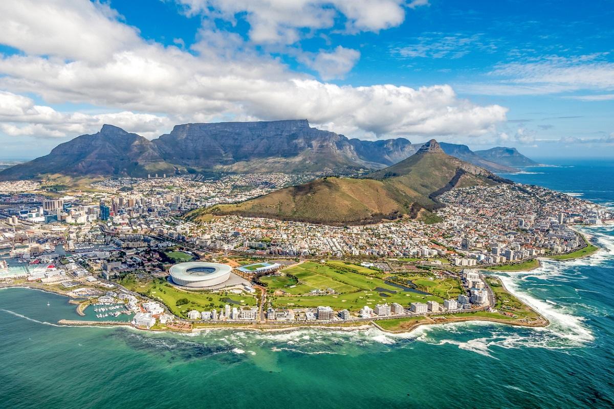 Rovos Rail Blue Train treni sudafrica Città del Capo