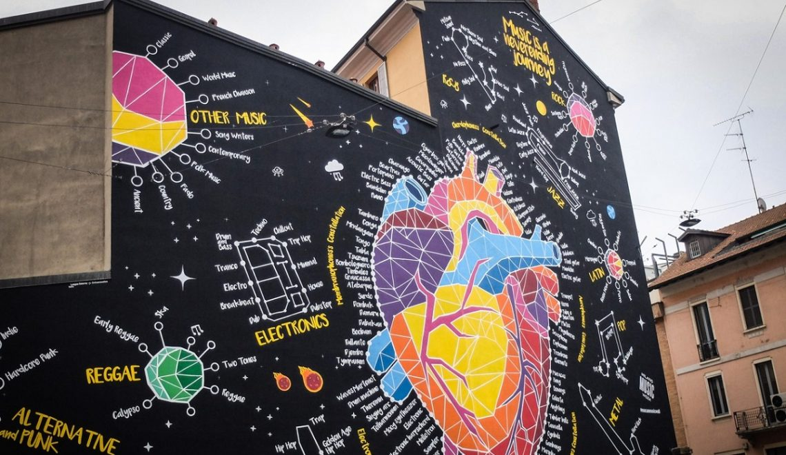 Street art a Milano: i murales e graffiti da non perdere