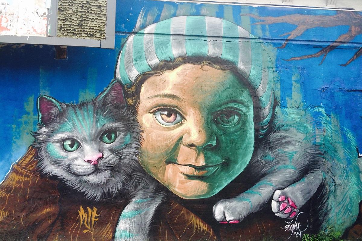 Street art Milano Ortica credits serena milici