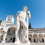 Udine cosa vedere statua