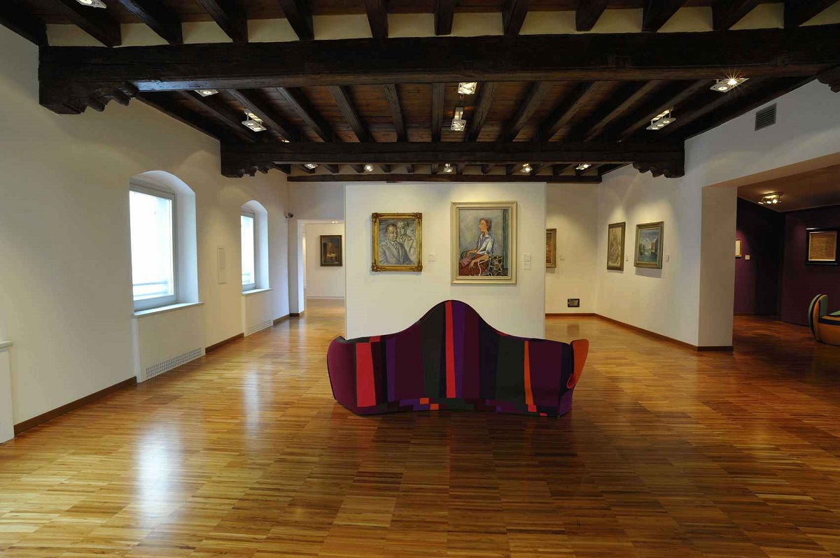 Udine cosa vedere Casa Cavazzini