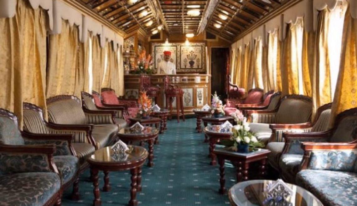 Maharaja Express, il treno più lussuoso dell'India