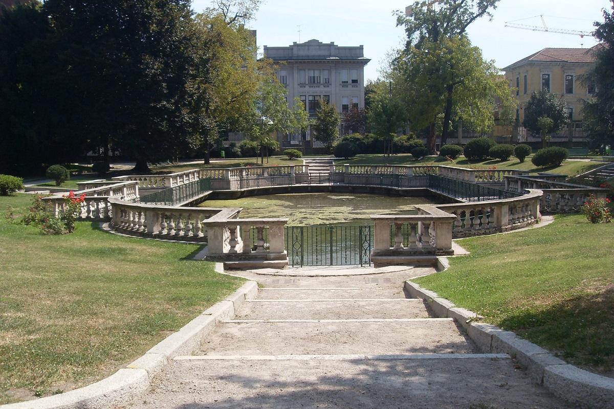 Milano da scoprire - Giardini della Guastalla credits vecchiaguardia via flickr